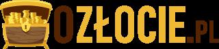 logo o złocie