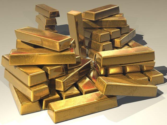 fałszywe złoto